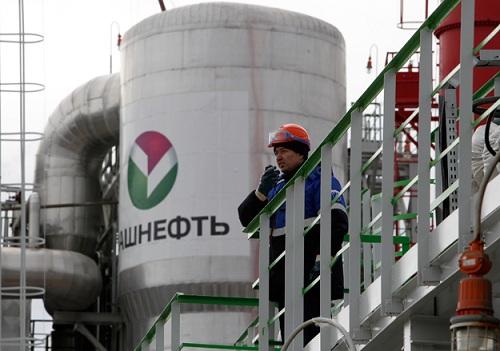 акции компании Башнефть