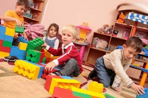 детский сад дома
