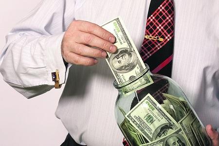 вложения в долларах
