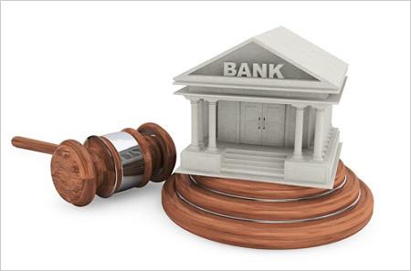 иск со стороны банка